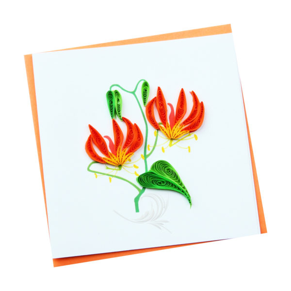 VN2NN110122NN - Quilling Arts - VIET NET - Crafted Gifts By Hand And Heart