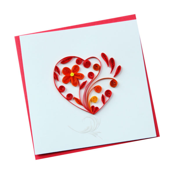 VN2XM110097NN - Quilling Arts - VIET NET - Crafted Gifts By Hand And Heart