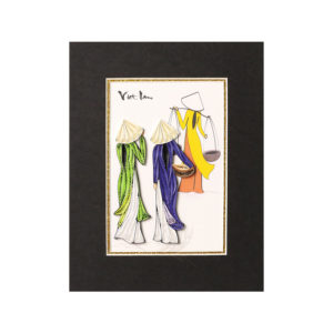 VN3MB112024C1 - Quilling Arts - VIET NET - Crafted Gifts By Hand And Heart