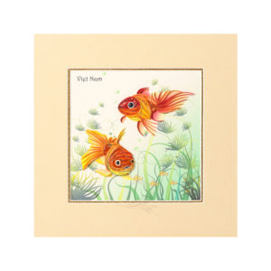 VN3MB120035C1 - Quilling Arts - VIET NET - Crafted Gifts By Hand And Heart