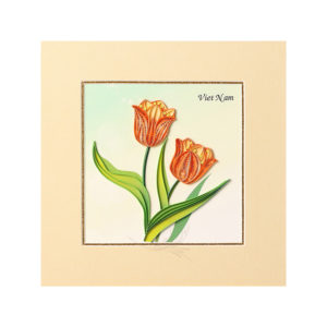 VN3MB120042C1 - Quilling Arts - VIET NET - Crafted Gifts By Hand And Heart