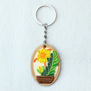 VN6KC4NN022NN - Quilling Arts - VIET NET - Crafted Gifts By Hand And Heart