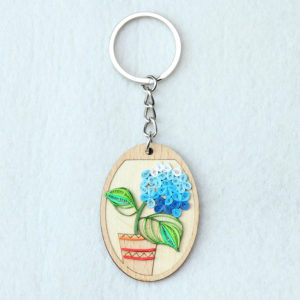 VN6KC4NN027NN - Quilling Arts - VIET NET - Crafted Gifts By Hand And Heart