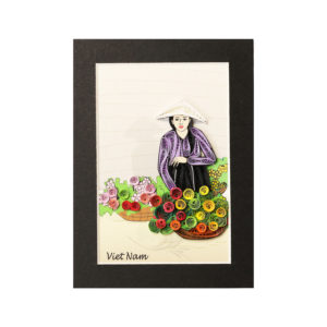 VN6MN1NN013C1 - Quilling Arts - VIET NET - Crafted Gifts By Hand And Heart