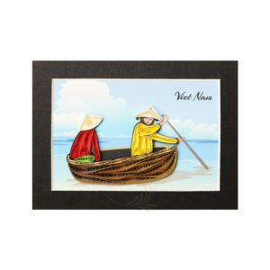 VN6MN1NN027C1 - Quilling Arts - VIET NET - Crafted Gifts By Hand And Heart