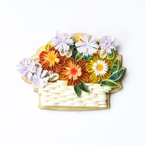 VN6MN4BZ006NN - Quilling Arts - VIET NET - Crafted Gifts By Hand And Heart