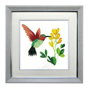 VN3FR130007NN - Quilling Arts - VIET NET - Crafted Gifts By Hand And Heart