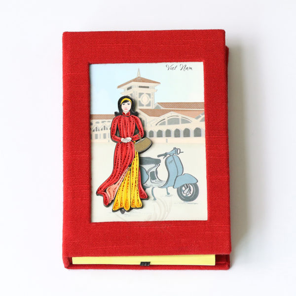 VN6ST113052C1 - Quilling Arts - VIET NET - Crafted Gifts By Hand And Heart