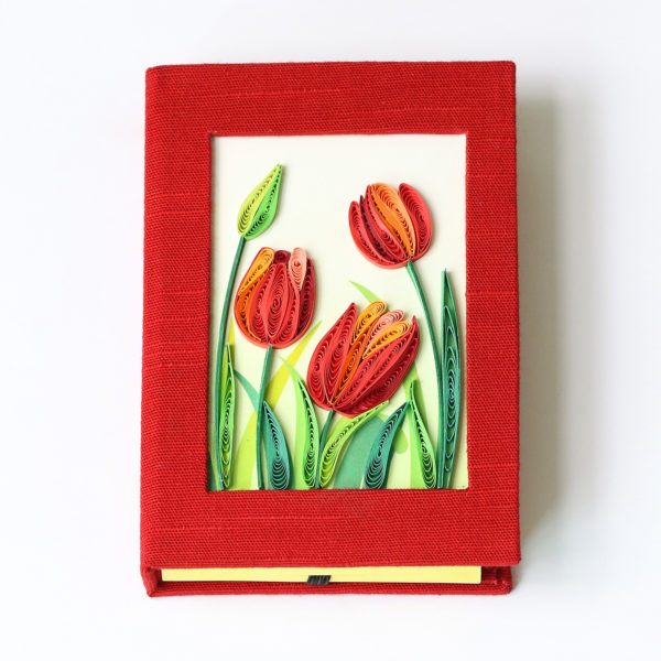 VN6ST113060C1 - Quilling Arts - VIET NET - Crafted Gifts By Hand And Heart