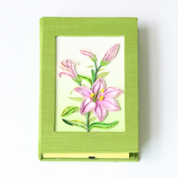 VN6ST113061C1 - Quilling Arts - VIET NET - Crafted Gifts By Hand And Heart