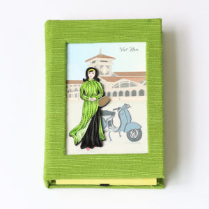 VN6ST113067C1 - Quilling Arts - VIET NET - Crafted Gifts By Hand And Heart