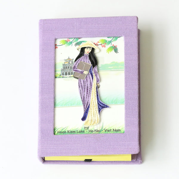 VN6ST113068E1 - Quilling Arts - VIET NET - Crafted Gifts By Hand And Heart