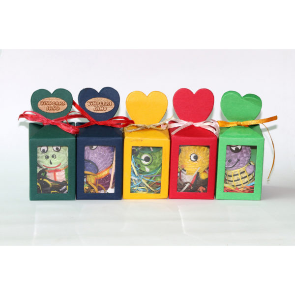 Box - Figurines Quilling - Quilling Arts - VIET NET - Crafted Gifts By Hand And Heart