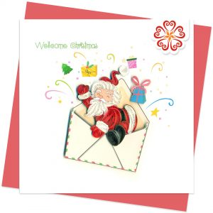 Quilling-Arts-Viet-Net-From-hand-with-love-Hello-Santa-Christmas-Quilled-greeting-card-15x15cm-Merry-Christmas-VN1XM115161E2