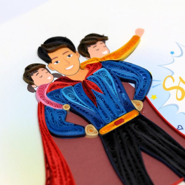 Quilling-Arts-Viet-Net-From-hand-with-love-Fathers-day-Quilled-greeting-card-15x15cm-VN2XM115A07E1-1