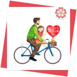 Quilling-Arts-Viet-Net-From-hand-with-love-Fathers-day-Quilled-greeting-card-15x15cm-VN2XM115A09E1