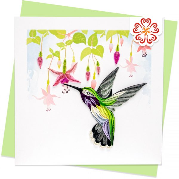 Quilling-Arts-Viet-Net-From-hand-with-love-Love-flower-and-hummingbird-VN2XM1150WCNN-1