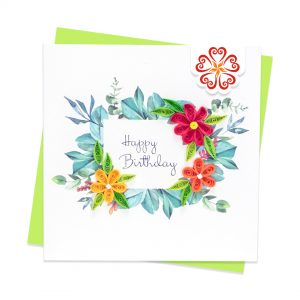 Quilling-Arts-Viet-Net-From-hand-with-love-Quilled-greeting-card-10x10cm-HPBD-wreath VN2XM110189E1