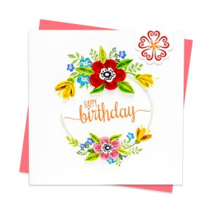 Quilling-Arts-Viet-Net-From-hand-with-love-Quilled-greeting-card-10x10cm-HPBD-wreath-red-flowers VN2XM110192E1
