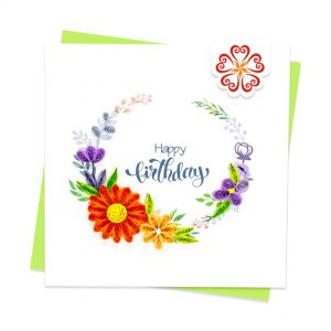 Quilling-Arts-Viet-Net-From-hand-with-love-Quilled-greeting-card-10x10cm-HPBD-wreath-round VN2XM110188E1