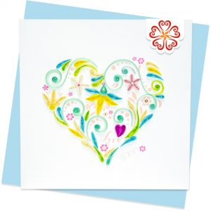 Quilling-Arts-Viet-Net-From-hand-with-love-light-Quilled-greeting-card-15x15cm-Love-floral-heart VN2XM115A10E1
